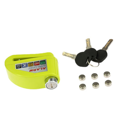 Motorcycle Alarm Disc Lock 2.0