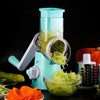 ROUND MANDOLINE SLICER VEGETABLE CUTTER
