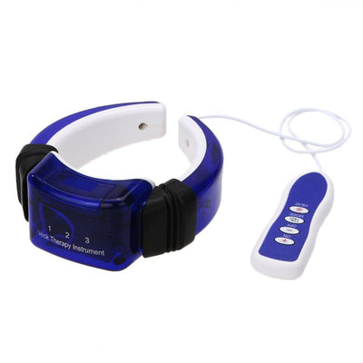 New Digital Therapeutic Neck Massager With Remote Control
