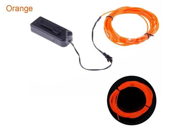 "Waterproof ""Wild Wire"" Neon Light Flexible Wire"