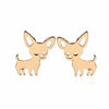 Cute Chihuahua Earrings