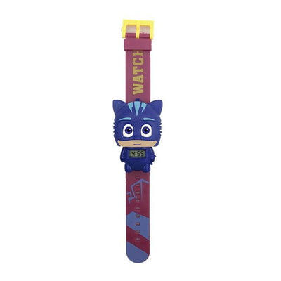 Children's Pj Cartoon Catboy Watch