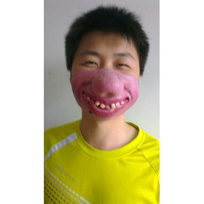 Creep Funny Party Mask