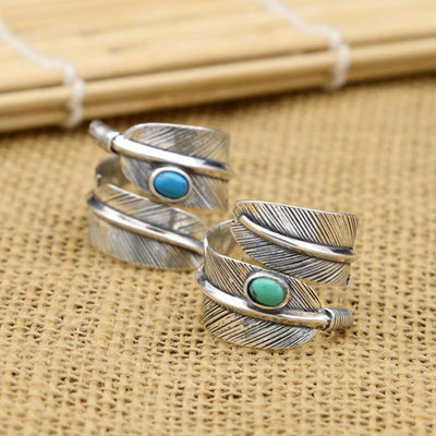 Adjustable Opening Rings (925 Sterling Sliver)