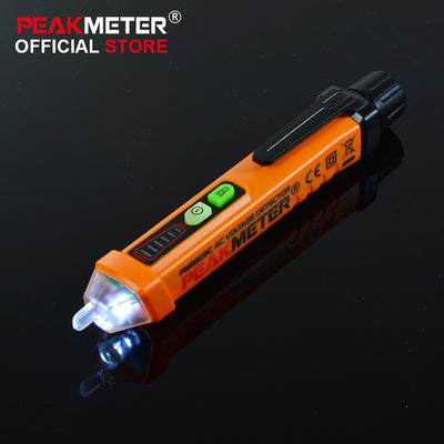 Non-Contact Voltage Tester with Flashlight
