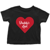 Daddy's Girl T-Shirt For Kids