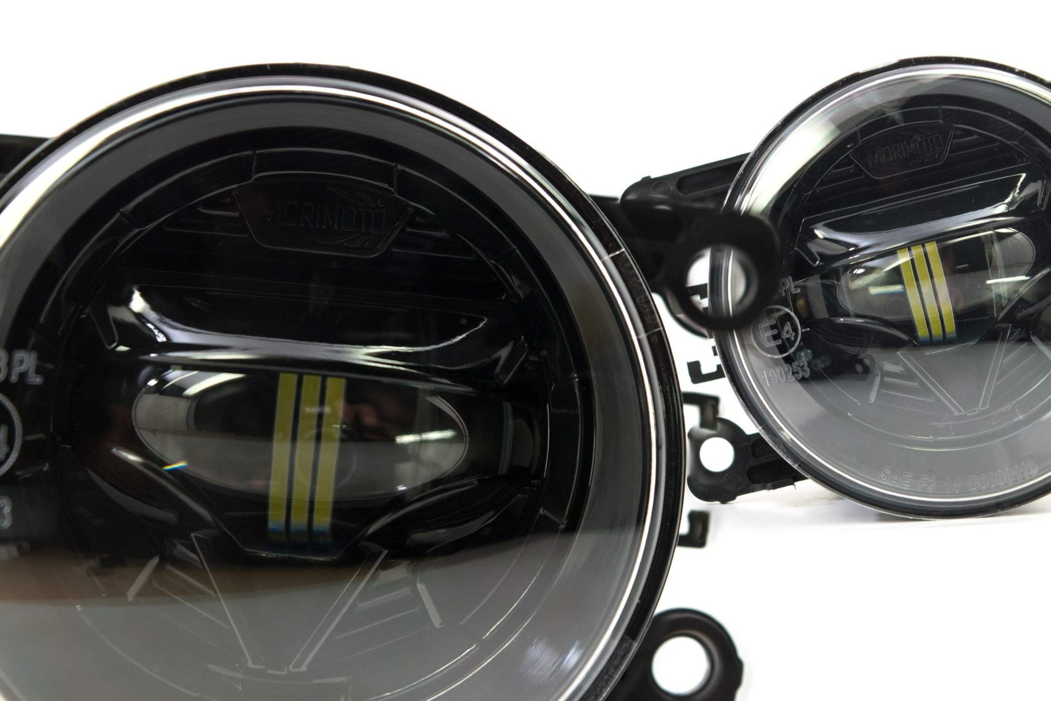 2013 2014 Ford Focus 3 Morimoto Xb Led Fog Lights Tough Mods