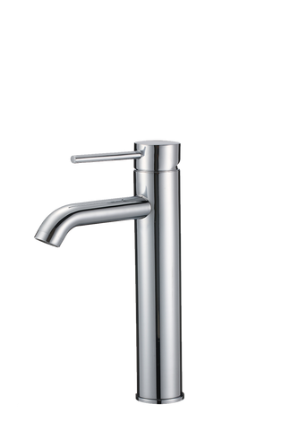 Bosconi F-S02 Single Hole Bathroom Faucet with Single Handle