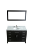 "Image of Bosconi SB-252-3 47"" Contemporary Single Vanity"