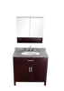 Image of Bosconi SB-252 36'' Contemporary Single Vanity
