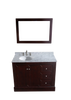 "Image of Bosconi SB-255 45"" Contemporary Single Vanity"