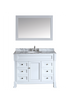 Image of Bosconi SB-278WH 43'' Contemporary Single Vanity