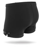 Girls Black Spandex Shorts