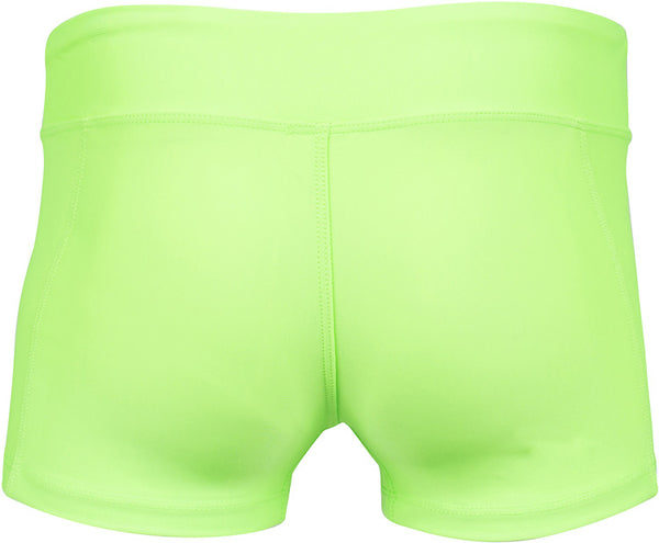 Green Queen Sporty Shorts