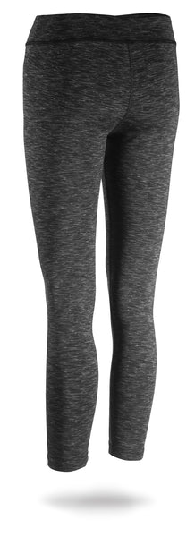 Black/Gray Yoga Leggings