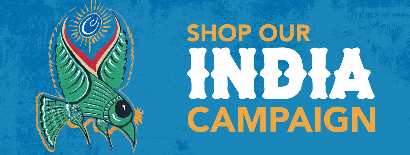 Shop Our India Campaign