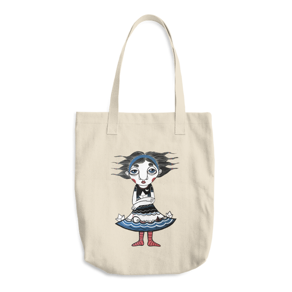 Paper Boats (Tote Bag)
