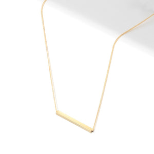 SWING BAR NECKLACE