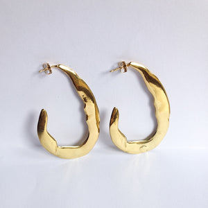 LARGE SAHARA HOOPS