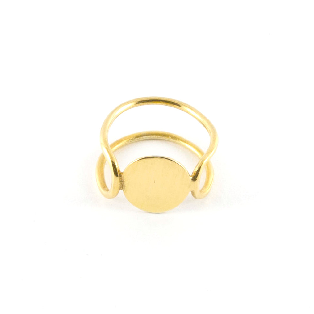 UNIFORM I - MAEKAR SIGNET RING