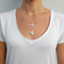Inspire Necklace - Silver