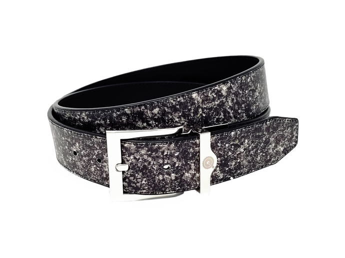 Sovereign Flash Black Strap & Buckle