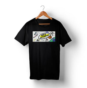Ooru T-Shirt (Black)