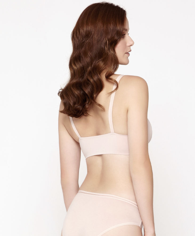 Bonded Wireless Slip-on Bralette <br> <b> ***Buy 3 bras for $40. Must buy at least 3 for discount.</b>