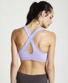 Criss Cross Seamless Sports Bra