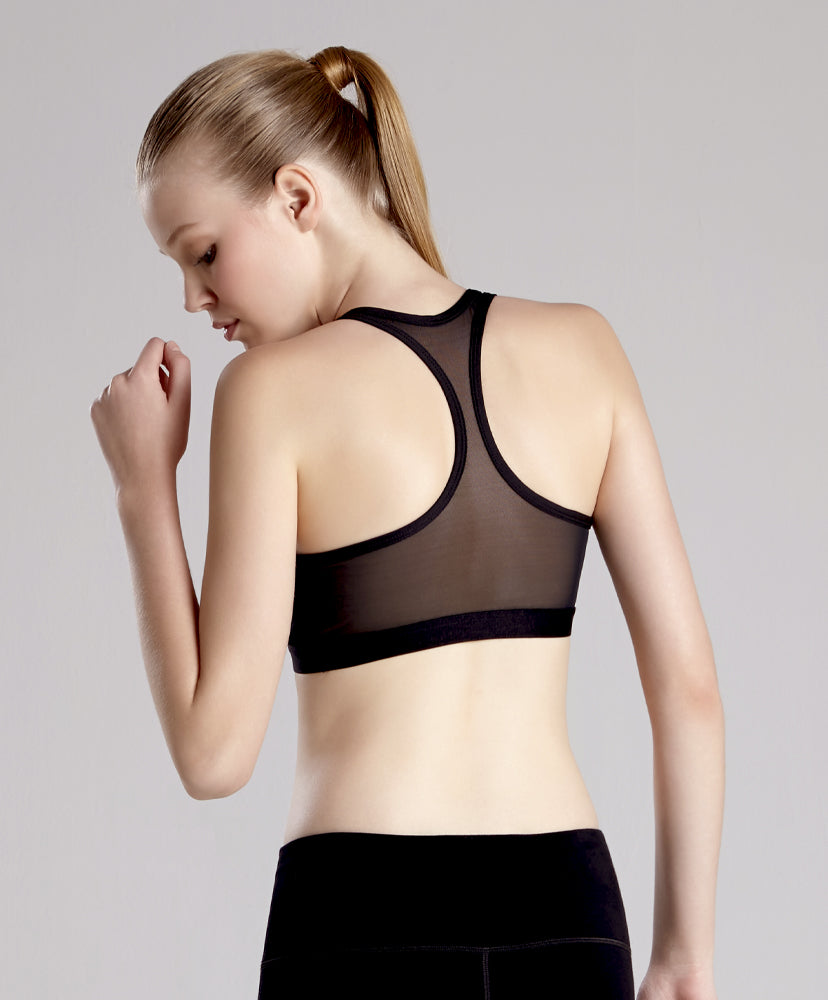 Earthed Frost Sports Bra<br><b>2nd pcs at 50% off</b>