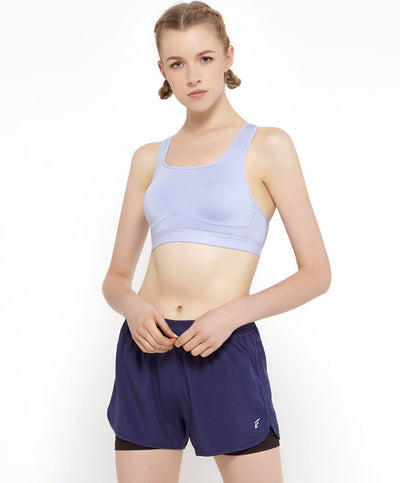 High Impact Grammar Sports Bra