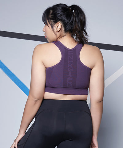 "Energized Plus Seamless Cooling Sports Bra <br><font size=""3"" color=""#F08080"">2nd pcs at 50% off</font>"