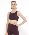 Basic Seamless Breathable Crop<br><b> Buy 3 get 1 free, Buy 5 get 2 free </b>