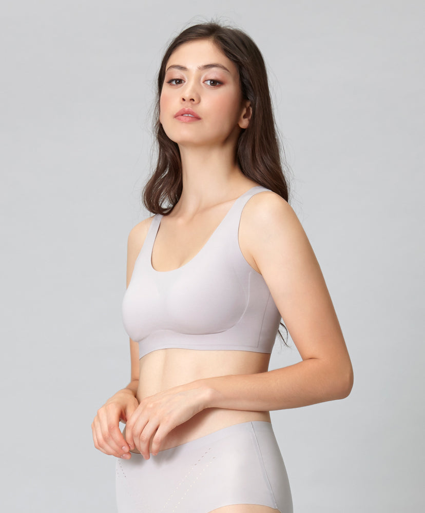 NEW! Next-To-Skin Seam Free Bralette