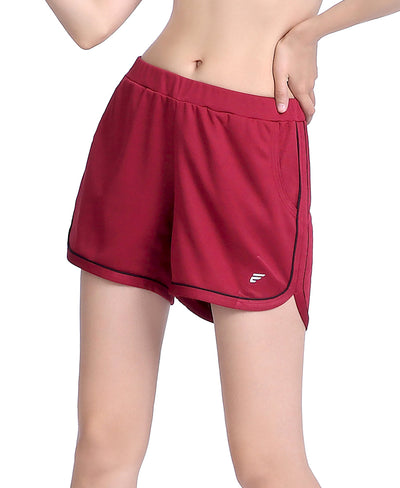 "Sports Shorts <br><font size=""3"" color=""#F08080"">2nd pcs at 50% off</font>"