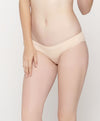 Ivory Moon Cut & Sew Microfiber Mini with V-Back Panties<br><b> Buy 3 get 1 free, Buy 5 get 2 free </b>