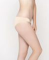 Ivory Moon Microfibre Low-Rise Mini with V-Back Panty <br> <b> ***Buy 5 panties for $30. Must buy at least 5 for discount.</b>