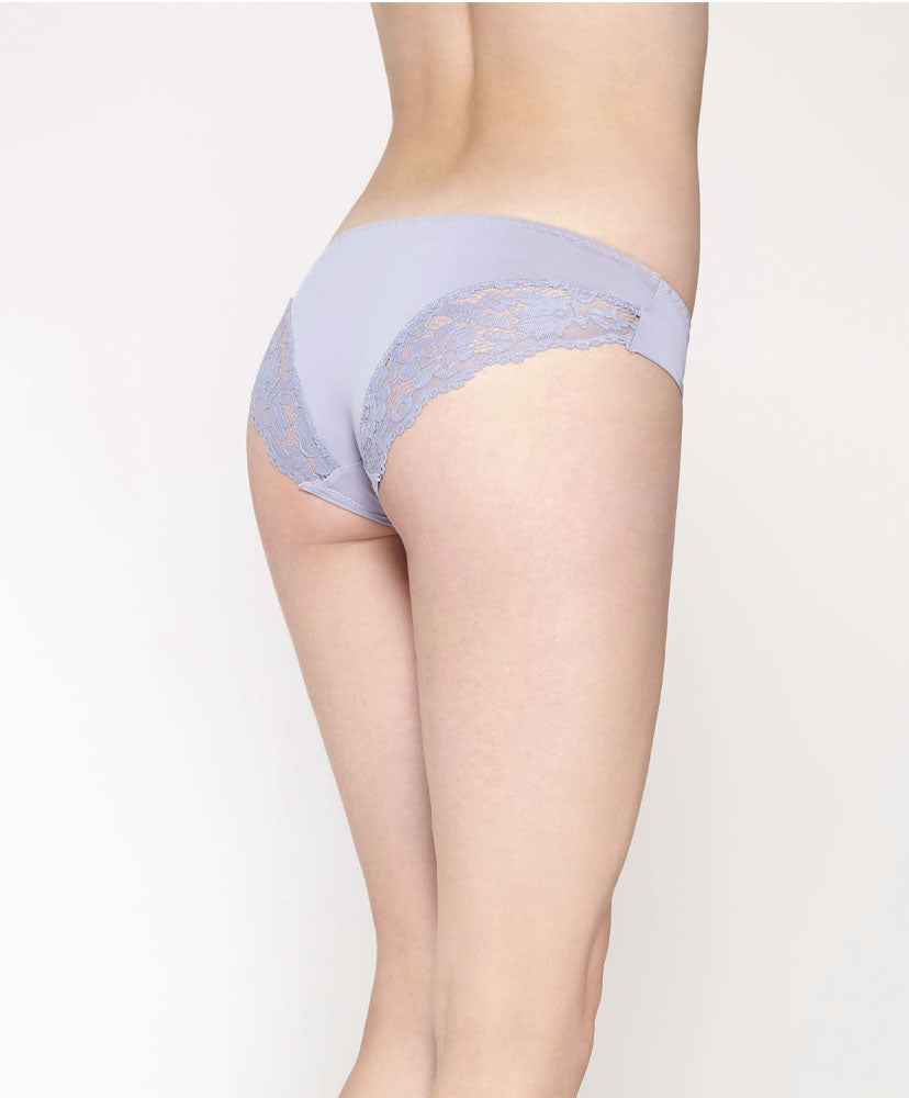 ALLURE Microfiber Mini with Lace<br><b>3 for $18</b>