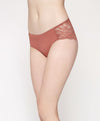 ALLURE Microfiber Boxshorts with Lace<br><b>3 for $18</b>