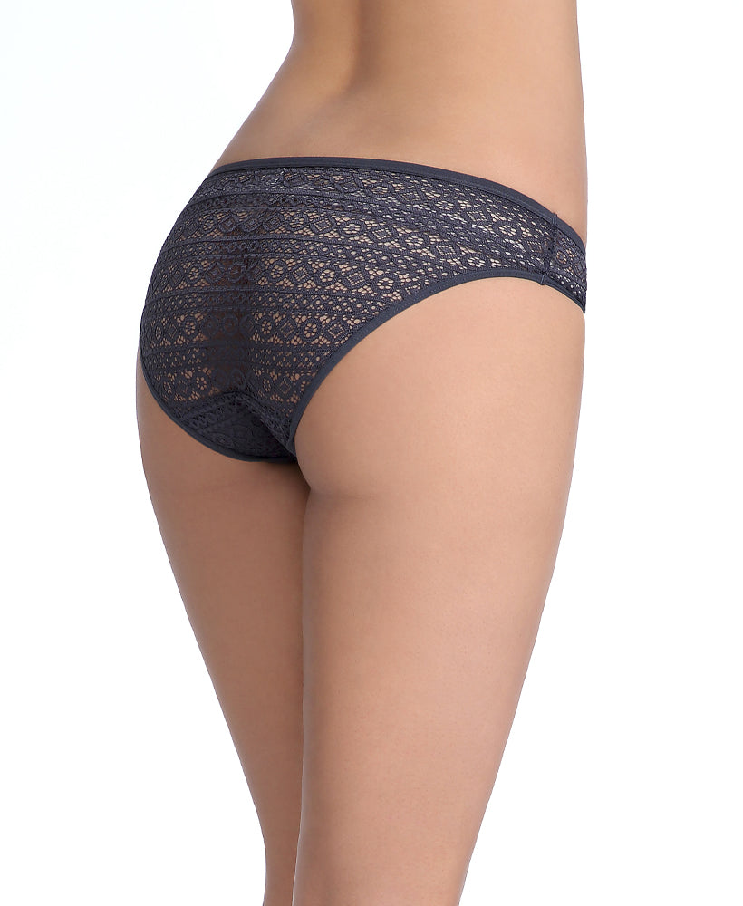 Lace Remix Mini Panty