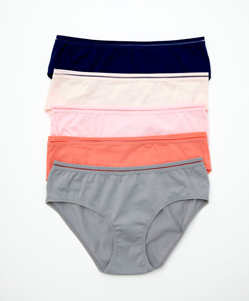Dusk Light Comfort Cotton Packaging Panties - Boxshorts