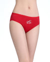 C'est La Vie Comfort Cotton Packaging Panties - Midi