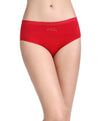 Cherry Bomb Comfort Cotton Packaging Panties - High-Waist Panties