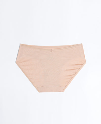 NEW! Comfort Modal Packaging Panties - V-Back Mini