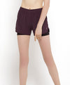 Moisture Wicking Shorts With Inner Shorts <br><b> Buy 3 get 1 free, Buy 5 get 2 free </b>