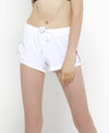 Contrast Zip Shorts <br> <b>30% off</b>