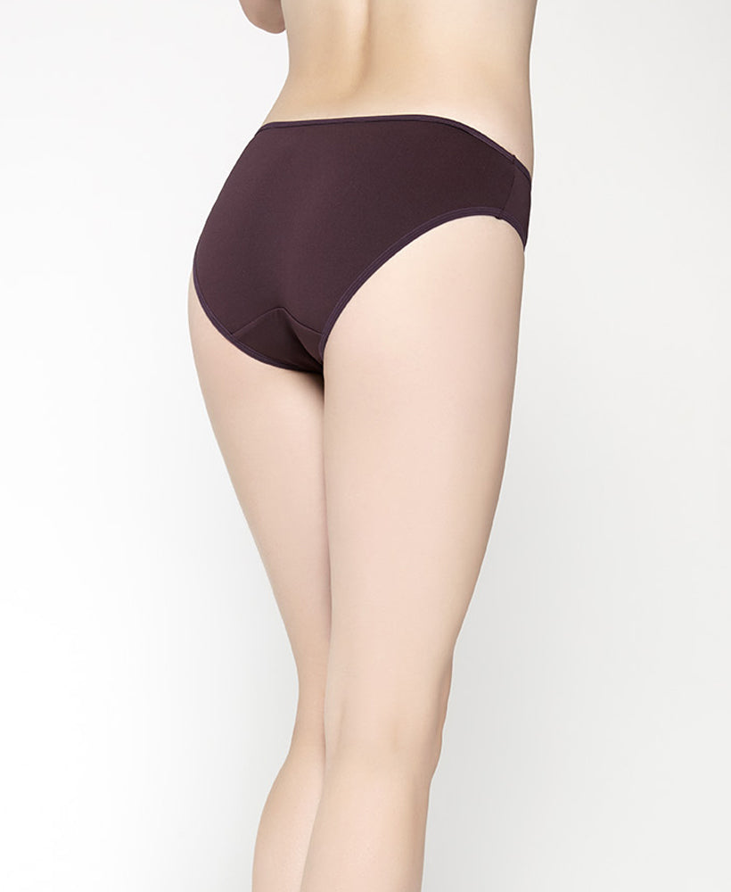 Energized Moisture Wick Sports Mini Panties