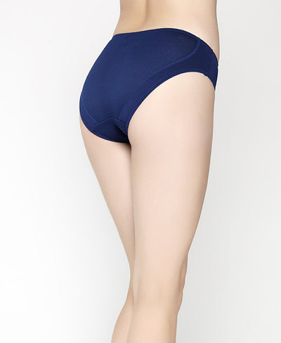 Energized Moisture Wick Sports Mini Panties  <br> <b> 3 for $30. Must buy at least 3 for discount.</b>