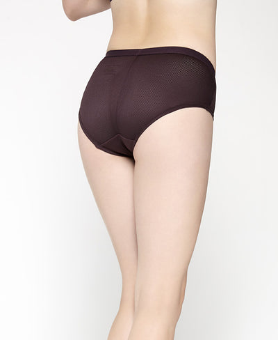 "Energized Moisture Wick Sports Boxshorts Panties <br><font size=""3"" color=""#F08080"">***Buy 3 panties for $30. Must checkout at least 3 for discount.</font>"