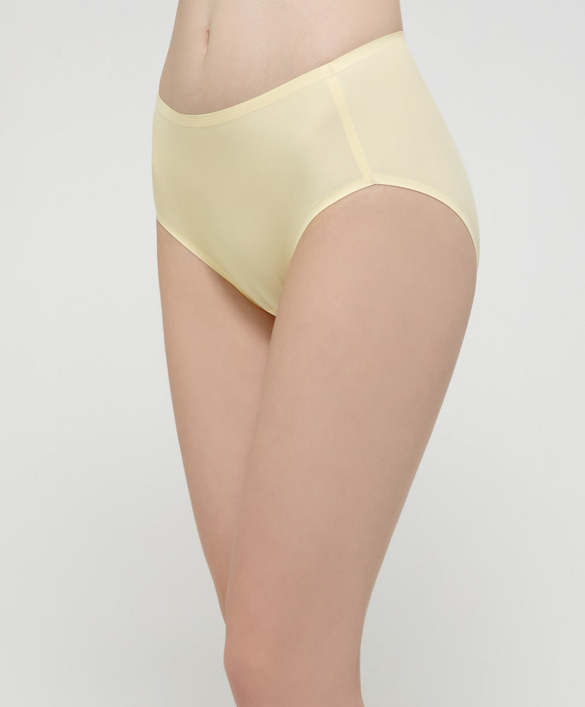 Comfort Skin Plush Midi  <br> <b> ***Buy 5 panties for $30 and get a FREE panty. Must checkout at least 6 for discount.</b>